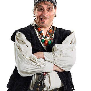 Piraat Zeebeen