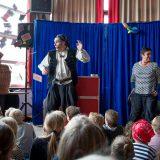 Kindershow Piraat zeebeen
